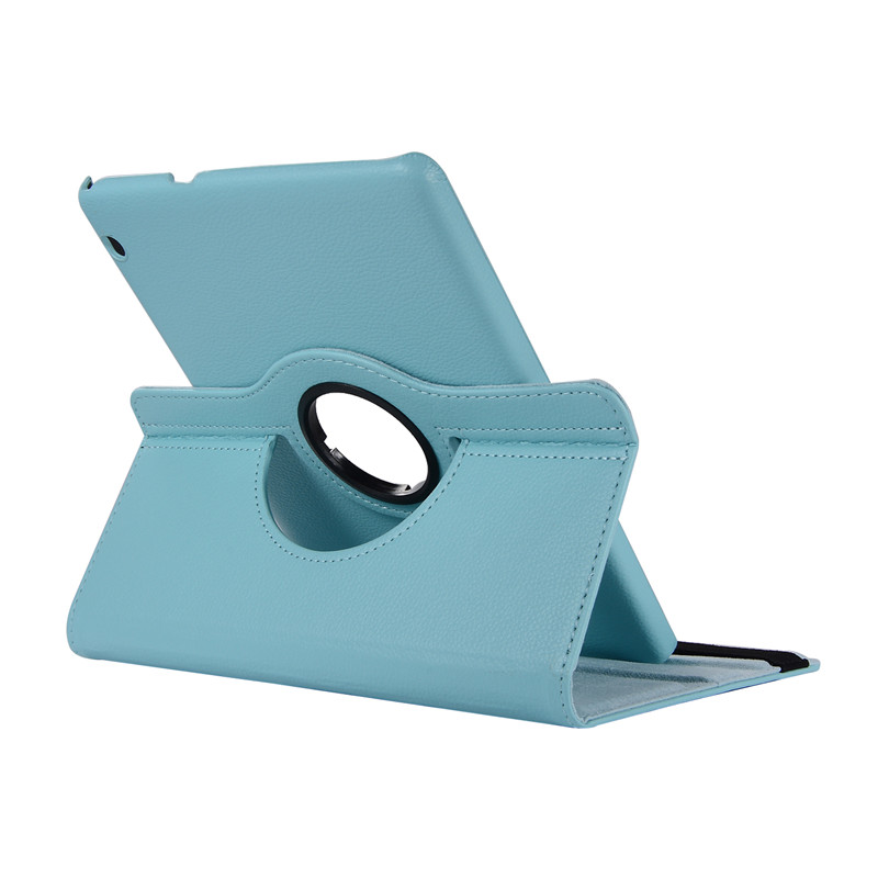 PU Leather Protective Tablet Cover Case 360 Rotating Flip Stand For Huawei MediaPad T5 10 EM88