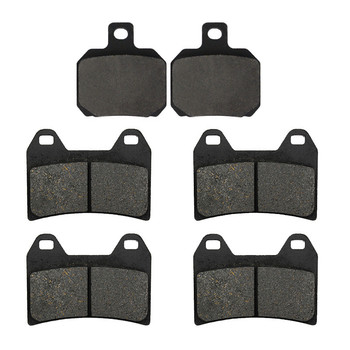 Motorcycle Front and Rear Brake Pads for APRILIA SL 1000 SL1000 Falco 2000 2001 2002 2003 2004 2005 image