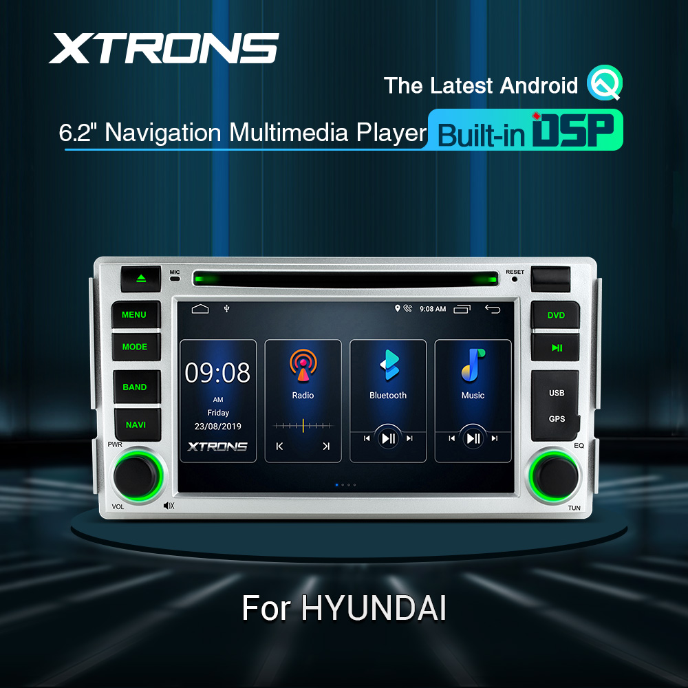 XTRONS – autoradio 6.2