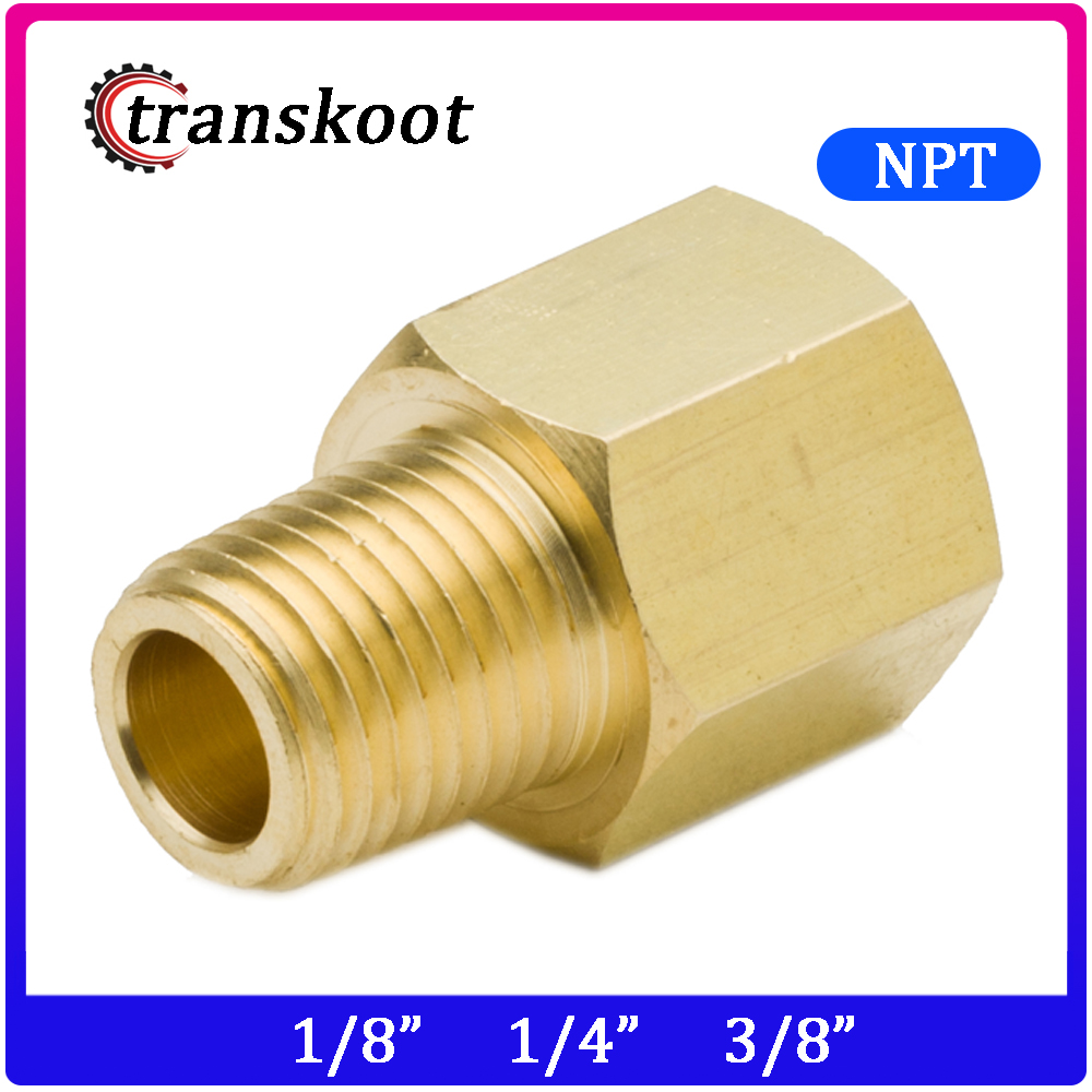 3200 2pcs Water Gas Quick Connector Brass Pipe Fitting Adapter Hose Fitting 1/8