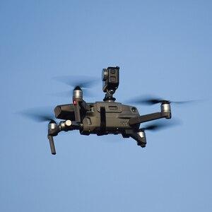 Image 4 - Para DJI MAVIC Pro Drone OSMO, cardán con mango de bolsillo/DJI osmo Action GOPRO, Kit de expansión Insta360, soporte de luz de relleno para cámara