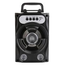 Большой размер Bluetooth динамик беспроводная звуковая система бас стерео с светодиодный светильник