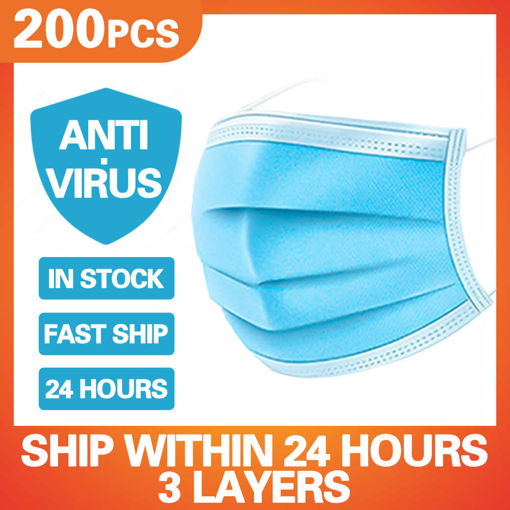 surgical antivirus mask