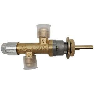 3/8 дюймовый наружный Расширенный пропановый газовый огонь и нагреватель камина главный регулирующий клапан низкое давление