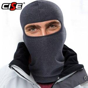 Image 1 - Fleece Bivakmuts Gezichtsmasker Cover Warm Winddicht Ademend Motorfiets Vissen Buisvormige Hoofd Zon Skiën Snowboard Fiets Hoeden