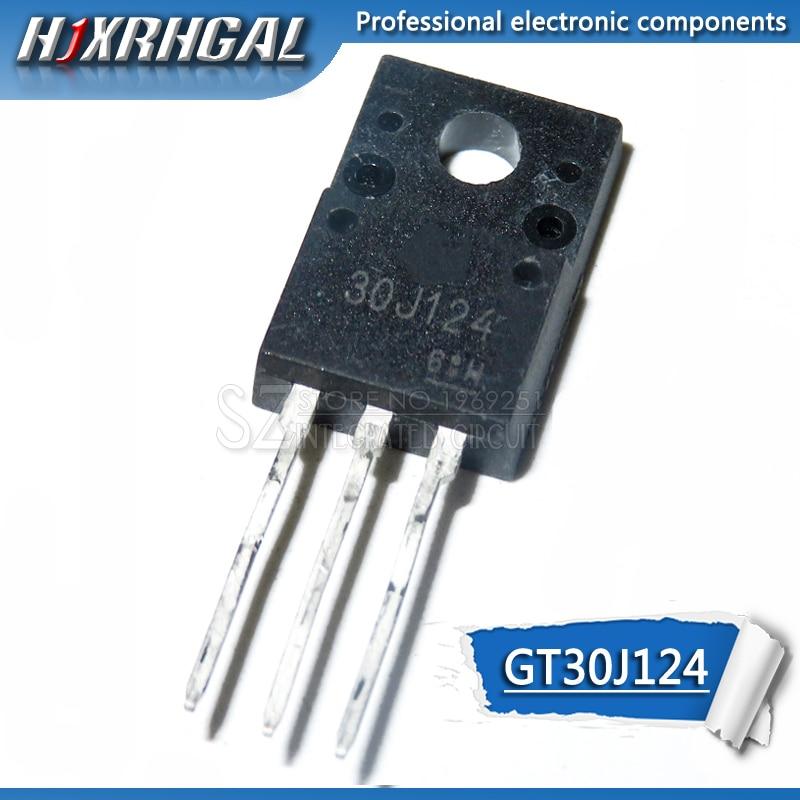 1PCS GT30J124 TO220 30J124 TO-220 Transistor new and original HJXRHGAL
