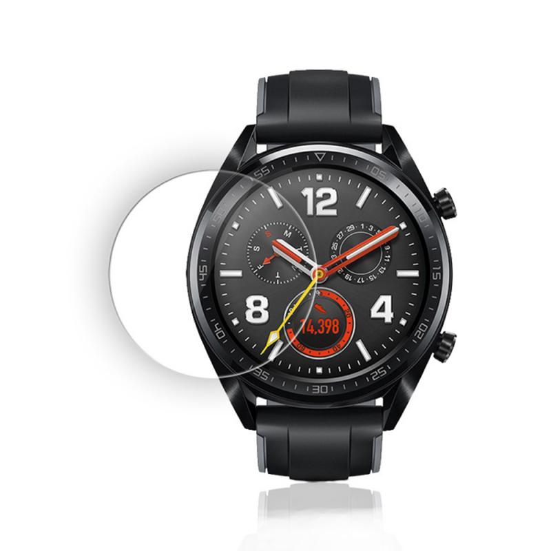 Watch Screen Protective Film Cover Case 9H Explosion-proof Tempered Glass For Huawei Watch GT 35.5mm SmartWatch Protector