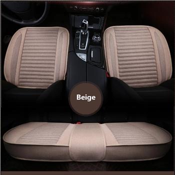 Poduszki na siedzenia samochodowe jednoczęściowe bez oparcia całkowicie zabudowana trzyczęściowy zestaw poduszka na tylne siedzenie na wszystkie sezony w zimie tanie i dobre opinie AiYuJi Cztery pory roku CN (pochodzenie) 52cm Pokrowce i podpory 0 45kg Podstawową Funkcją 50cm General Motors