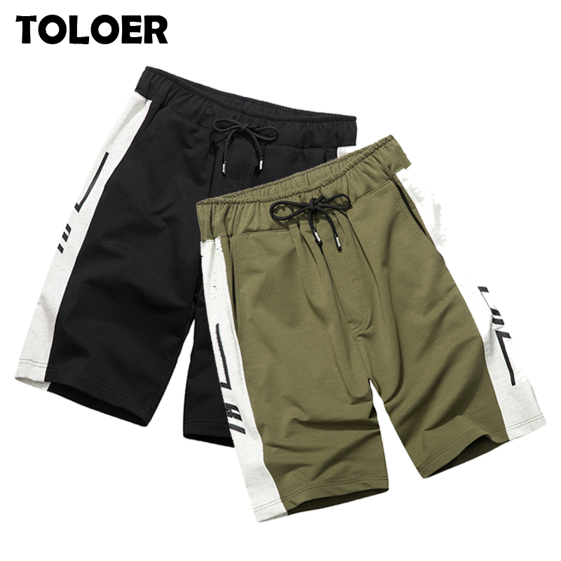 2020 Men''s Fitness Shorts Man Casual Gyms Workout Male Breathable Quick Dry Sportswear Jogger Beach Short Pants Outwear Clothing