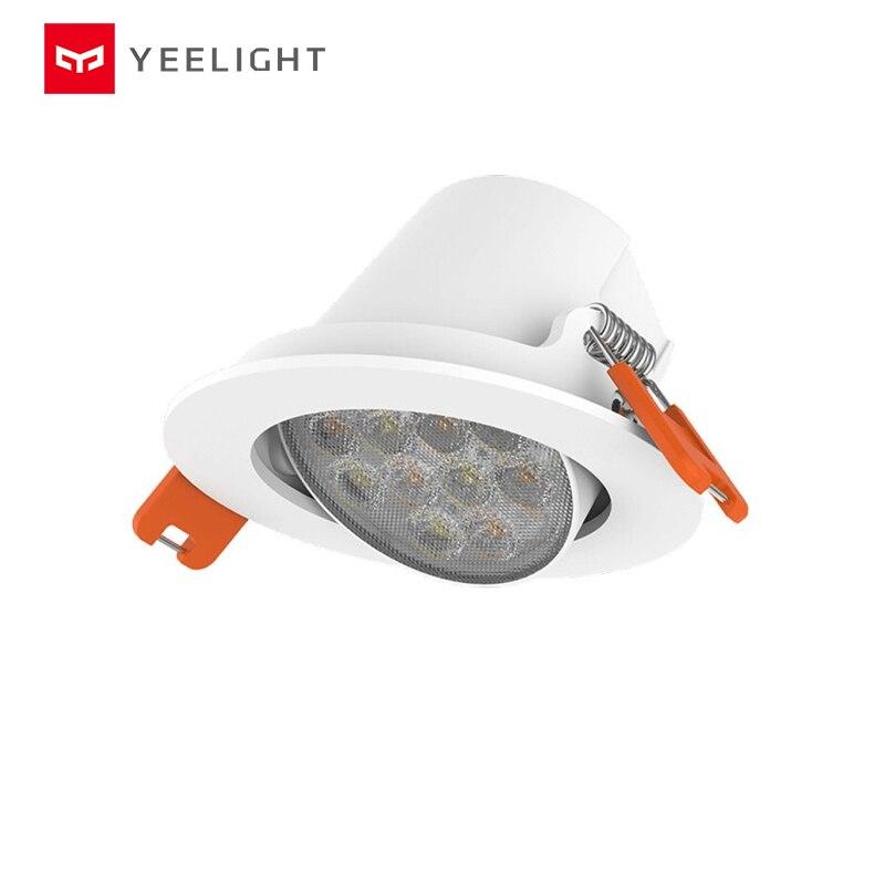 Yeelight Smart LED Spotlight APP Control Ceiling Down Light Bluetooth Mesh Edition YLSD04YL 220V 5W 400LM