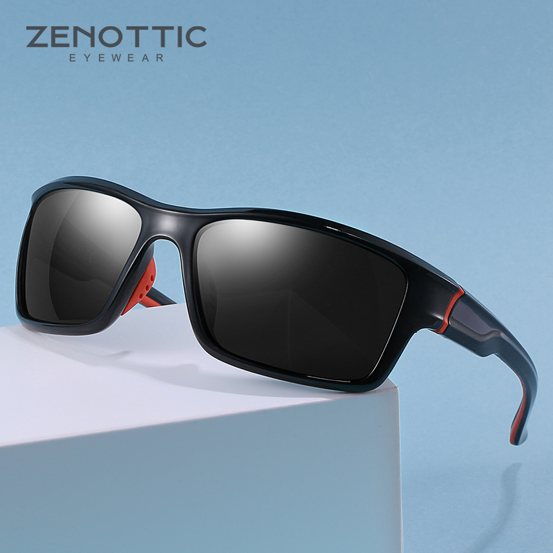 ZENOTTIC Sports Polarized Men Sunglasses Goggles Home, Pets and Appliances Sports Goggles