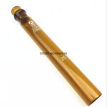 10 шт/партия 5/10/25/50/защищенный от светло-коричневого стекла колориметрический Sylinder с крышкой лабораторные принадлежности
