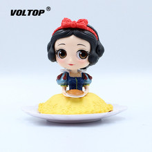 Cute Cartoon Princess Doll Ornament Decoration Car Accessories for Girls Interior Hanging Pendant Hand Model