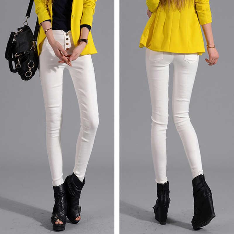 2020 verão pantalones mujer mulheres trabalho wear plus size cintura alta estiramento lápis calças femininas leggings pantalon femme