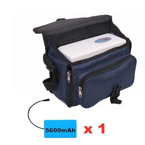 mini portatil medico oxigenio concentrador gerador domestico oxigenio que faz o dispositivo com bateria e