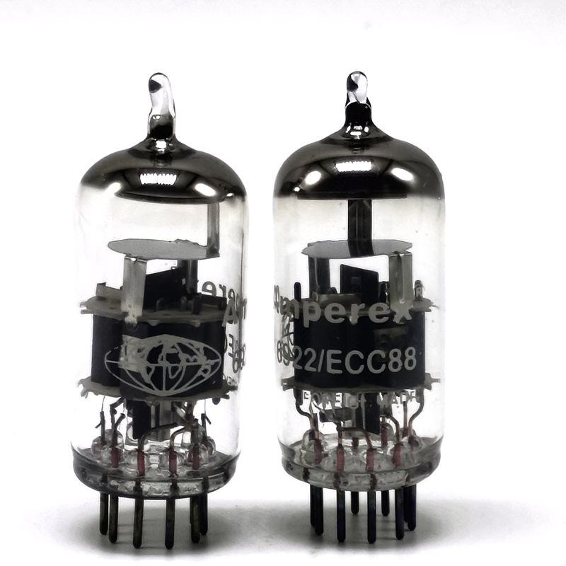 American Amperex 6922/ECC88 tube straight generation 6DJ8/6N11/E88CC/7308 poisonous sound tube-in Fuses from Home Improvement