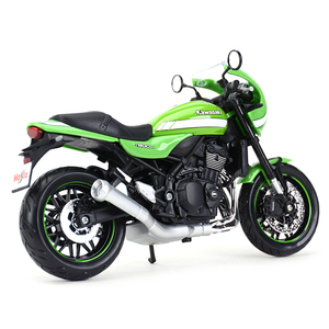 Image 3 - Maisto 1:12 Kawasaki Z900RS Cafe Die Cast Vehicles Collectible Hobbies Motorcycle Model Toys