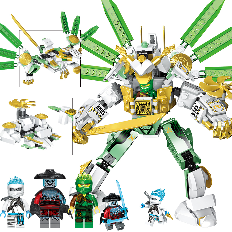 new-style-316pcs-ninja-font-b-titan-b-font-mech-battle-zane's-mech-enstein-nya's-cave-compatible-legoing-model-building-blocks-kids-toy-bricks