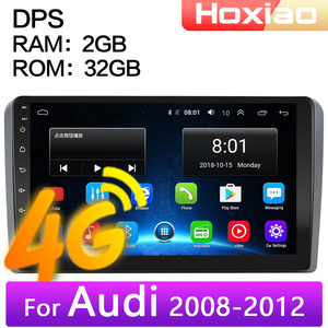 4G Android Car Radio Multimedia Video Player For Audi A3 2003 2004 2005 2006 2006 2007 2008 2009 2010 2011 Navigation GPS 2din(China)