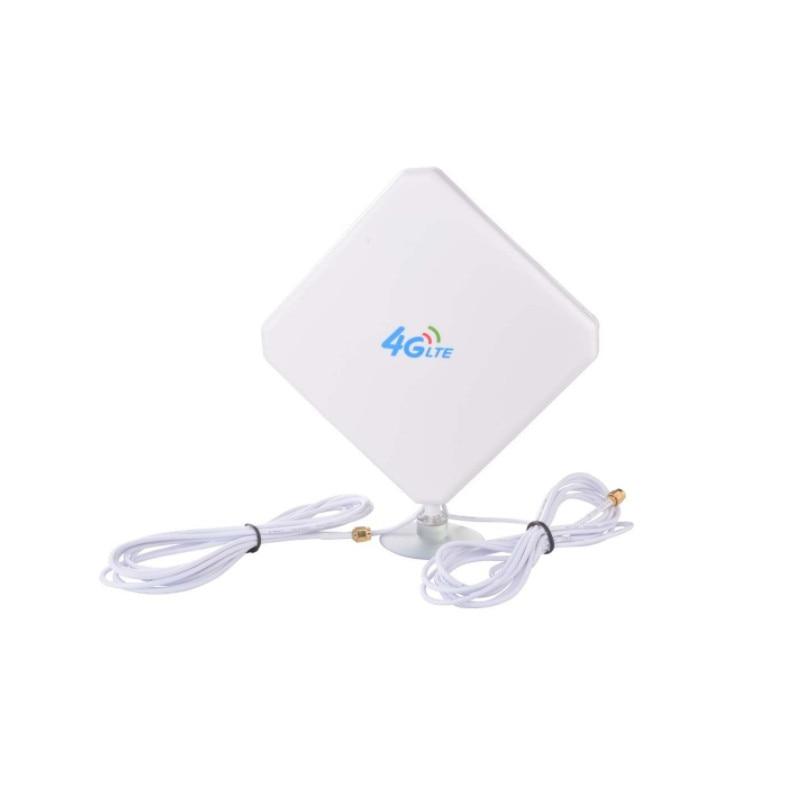 35dBi  4G SMA Antenna Male Dual Interface Mimo 4G LTE External Antenna For B525 B310 B315 B593 B612 B715 B818 5