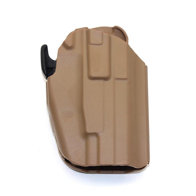 Coldre de arma tático 579 gls pro-ajuste coldre universal airsoft caça bolsa para walther ppq m2 9/40 hk45 beretta92f glock 17 19