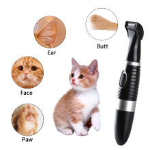 Pet Electric Hair Clipping Dog Shave Foot Hair Teddy Golden Hair Partial Shave Cat Dog Razor Eye Hair Butt Ear Hair Pet Supplies pet hair dryer big power dog special hair blowing goodie teddy kitten small large dog water blowe