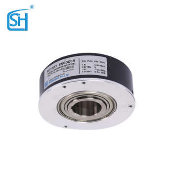Customize and Low Cost Hollow Optical Shaft Incremental Rotary Encoder Manufacturers