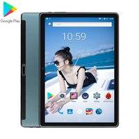 Novo 10 polegada tablet android 9.0 32 gb rom octa núcleo 2.5d tela de vidro wifi gps google mercado 3g telefone chamada dupla sim criança tablet