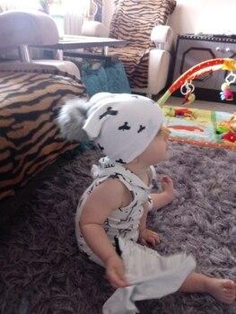 Boy's Animal Patterned Hat 4