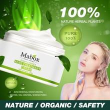 MABOX 20g A Remoção de Cravo Tratamento Da Acne Creme Anti Acne Controle de Óleo Diminuir Os Poros Da Cicatriz Da Acne Remover Cuidados Com o Rosto Whitening