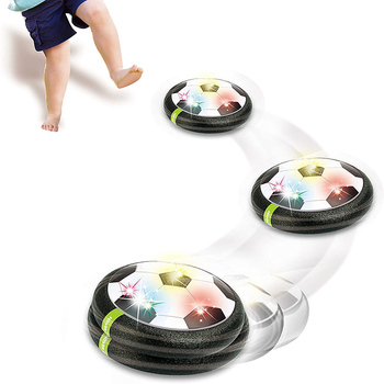 Air Power Hover Soccer Ball Indoor Football Toy Colorful Music Light Flashing Ball Toys kids sport games Kid's Educational Gift children s soccer toys kindergarten babies indoor mini soccer indoor games indoor games indoor games toys for boys