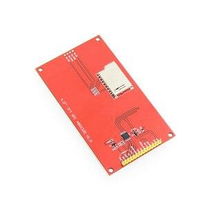 Image 5 - 4,0 дюймовый 480*320 MCU SPI серийный TFT ЖК модуль экран с сенсорной панелью со встроенным драйвером ST7796S