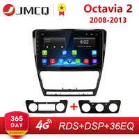 """10,1 """"2Din Android 8.1 Für 2007-2014 Volkswagen SKODA Octavia 2 A5 Auto Radio Multimedia Video Player HiFi Navigation kopf Einheit"""