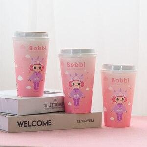Image 3 - bobbi blind box mobile phone DIY decoration set handmade creation toy gift