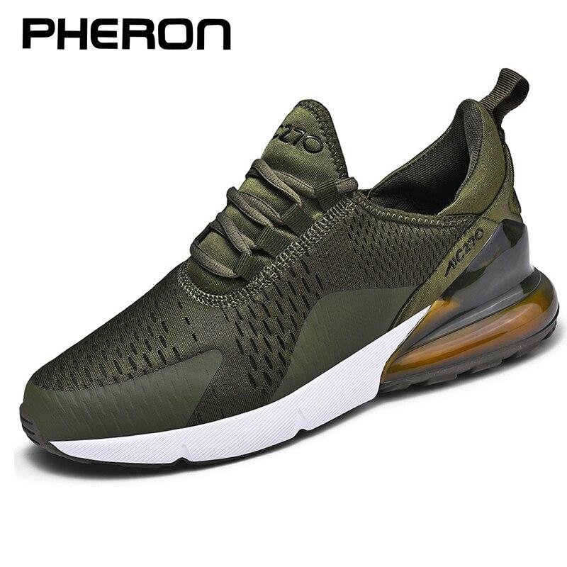 Кроссовки мужские дышащие сетчатые, спортивная обувь для улицы, на плоской подошве, с подушкой, для тренировок, весна-осень