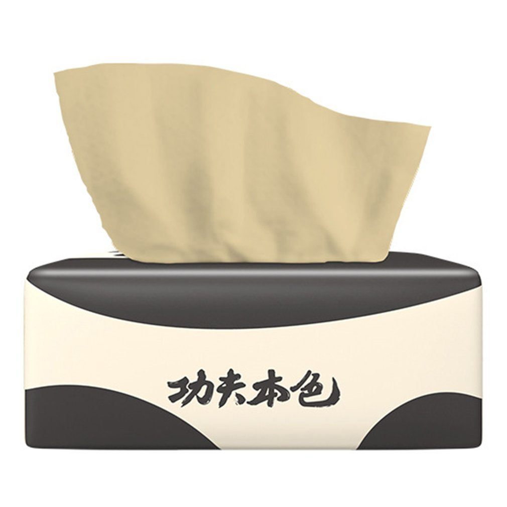Plant Protection Natural Color Paper Raw Pulp Raw Materials Not Easy To Make Crumbs Cleaning Effect 10Pcs/1 Mention