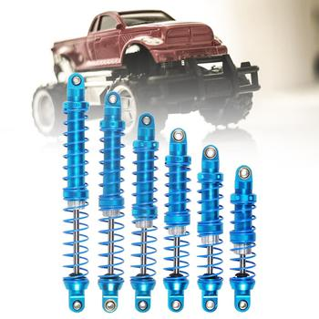 Adjustable Oil 80/90/100/110/120mm Metal Shock Absorber For 1/10 RC Car Parts Crawler Truck Axial SCX10 TRX4 D90 Car Accessories image