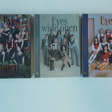 [MYKPOP]~100% OFFICIAL ORIGINAL~ TWICE 2nd Full Ablum: EYES WIDE OPEN, KPOP Fans Collection SA21041201