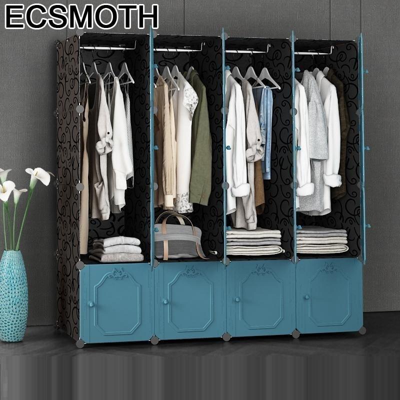 Armadio Guardaroba Ropero Armario Yatak Odasi Mobilya Bedroom Furniture font b Closet b font Guarda Roupa