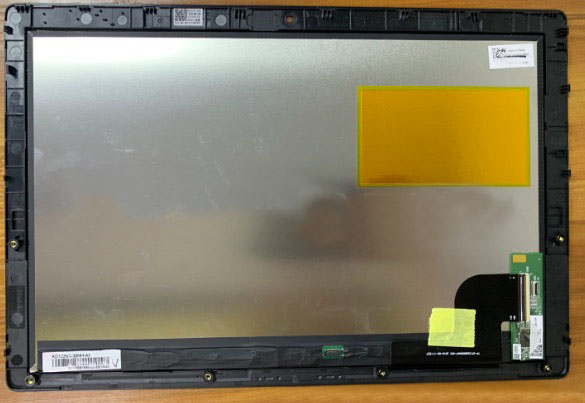 Original LCD Assembly For Lenovo ideaPad MIIX 510 12 Series LED LCD display touch screen digitizer frame bezel complet|Tablet LCDs & Panels| |  - title=