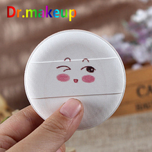Beauty Tool Puff Cosmetic Hydrophilic BB Cream Cute Little Egg Emoticon Sponge Powder Puff Face Foundation Powder Puff Wholesale 1pcs jelly soft silicone gel powder puff sponge for cosmetic face foundation bb cream beauty makeup tool with smile face