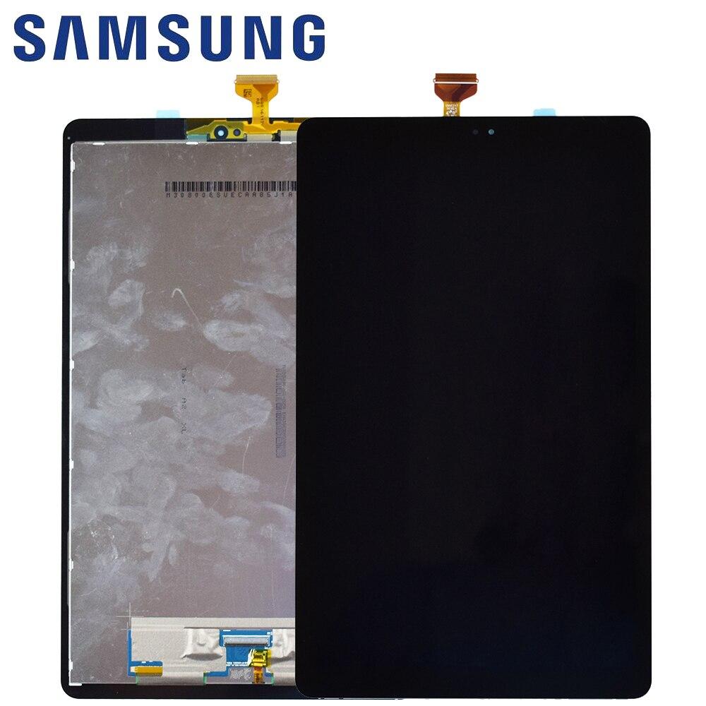 Nouveau 10.5 ''2018 HD LCD panneau d'affichage écran moniteur écran tactile assemblée pour Samsung Galaxy Tab A2 T590 T595 SM-T595 SM-T590