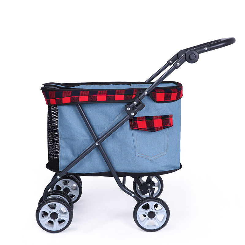 pets-out-folding-four-wheeled-large-skylight-trolley-cat-and-dog-portable-small-dog-outdoor-travel-supplies-car-teddy