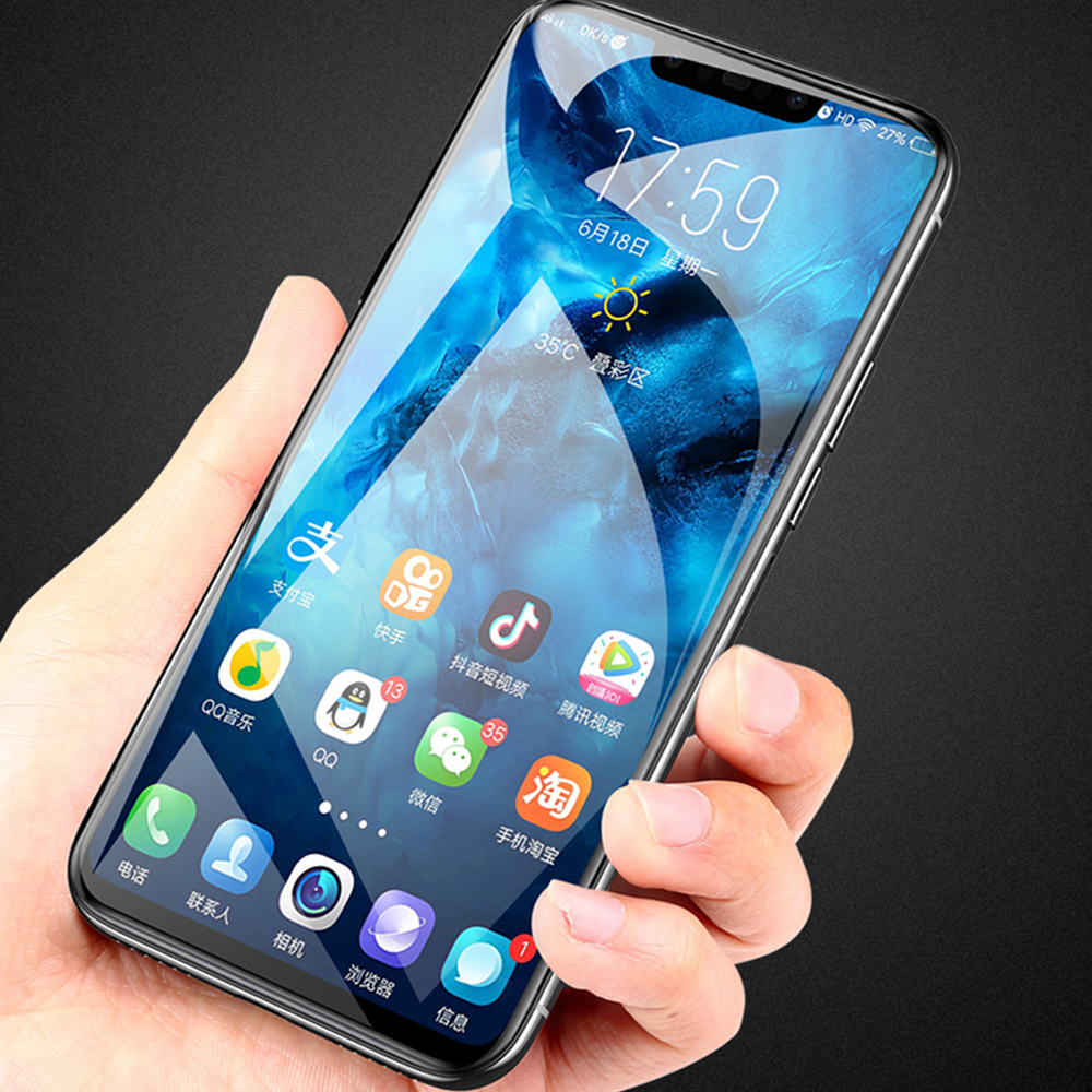 Hydrogel Screen Protector For <font><b>Samsung</b></font> <font><b>Galaxy</b></font> J6 <font><b>J4</b></font> <font><b>2018</b></font> J7 Nxt Core Full Cover Protective nano Film(not <font><b>glass</b></font>) image