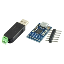 485 Converter Ttl-Module RS485 CP2102 Adapter STC UART 6pin Serial USB Micro-Usb To
