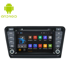 Android 9.0 Octa Core Car GPS Navigation For SKODA Rapid 2013-2019 With GPS Navigation Car Radio Audio Video Car radio player