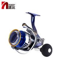 NOEBY spinning Fishing Reel 10+1BB 4.9:1 Moulinet jigging fishing reels Carrete De Pesca Fishing Coil Wheel 6000/7000 Series