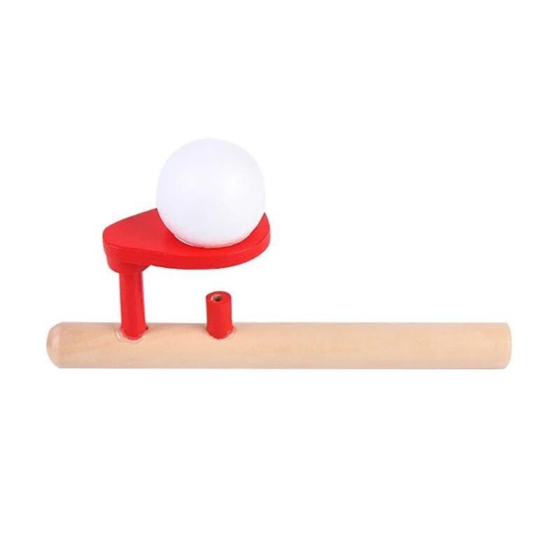 Fun Sports Toy Floating Ball Game Childhood Classic Bernoulli Theorem Principle Gadgets Nostalgic Foam Ball Blower Toy Xmas Gift