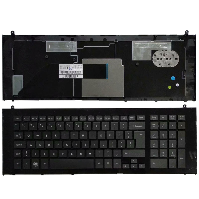 New UI Keyboard FOR HP ProBook 4720 4720S UI Laptop Keyboard