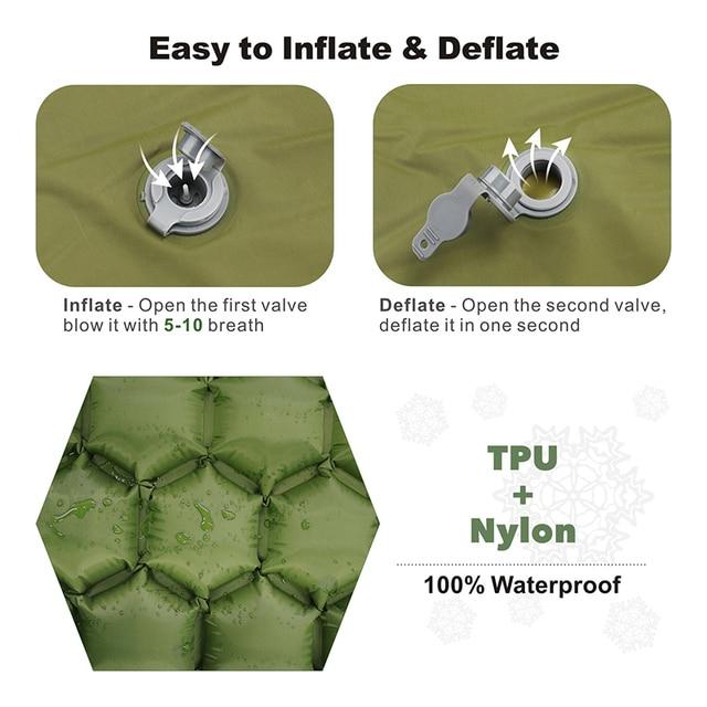 Hitorhike topselling inflatable sl